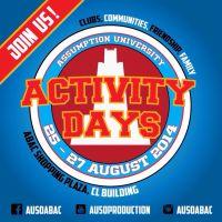 Activity Days 2014