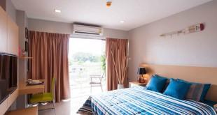ให้เช่า Landmark Residence – Terrace/Studio [8,500 Baht]