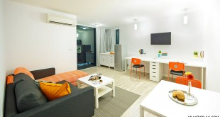 ให้เช่า Mucho Cosi: Type5 One Bedroom [16,000 Baht]