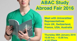 abac study abroad fair 2016