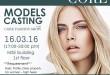 """เปิดรับสมัครแล้ว! Models Casting """"Fashion Show"""""""