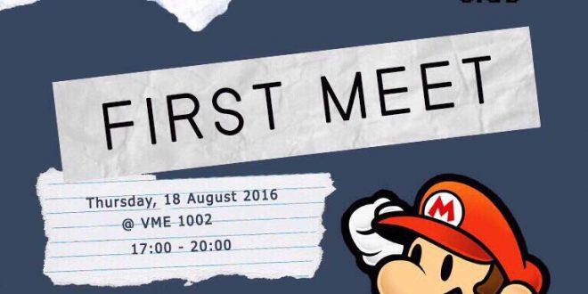 Football Club First Meeting